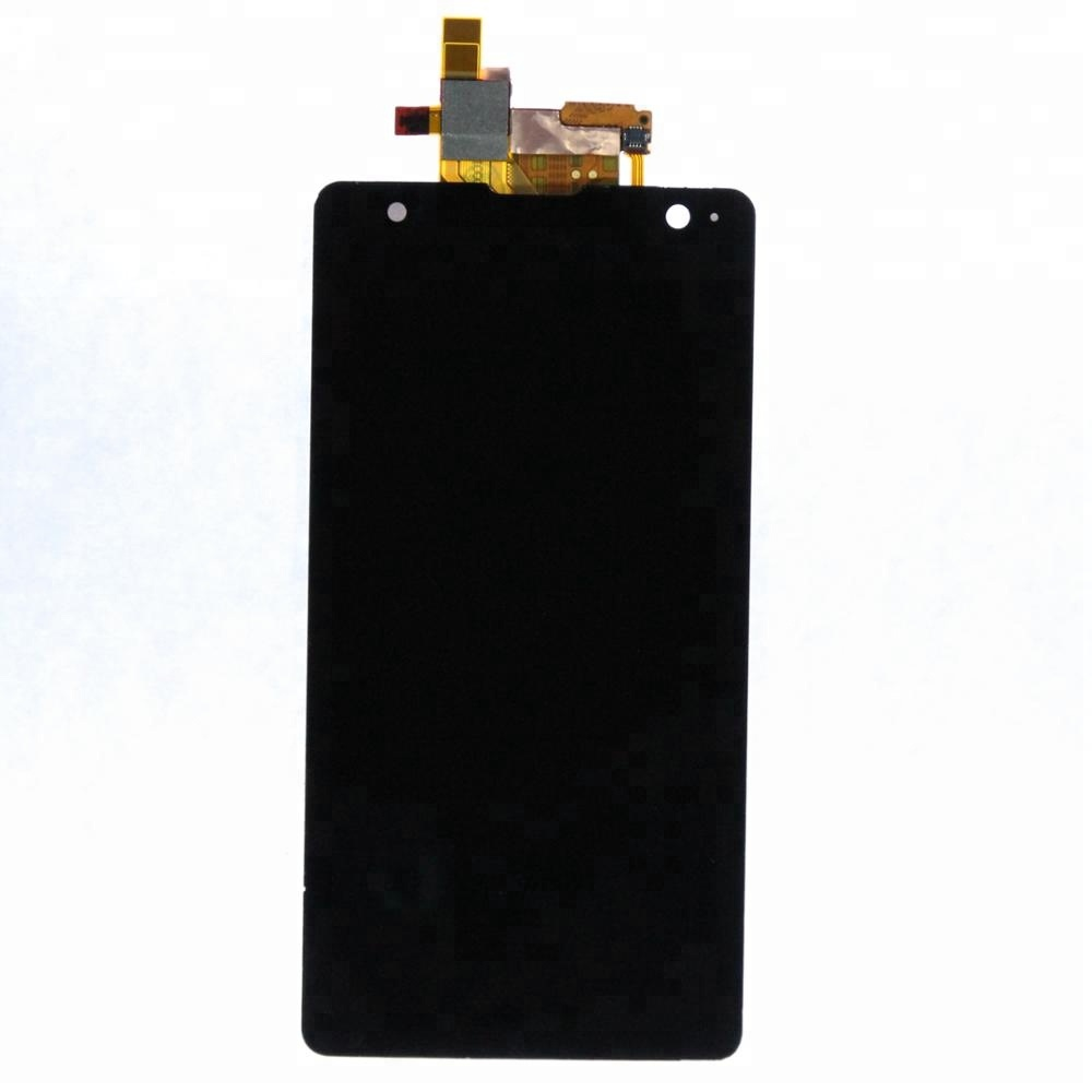 For Sony Xperia <strong>Z</strong> L36H C6603 C6602 LCD screen for SONY c6603 screen display LT36H compete screen
