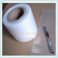 custom degradable high quality recyclable plastic auto bag on roll