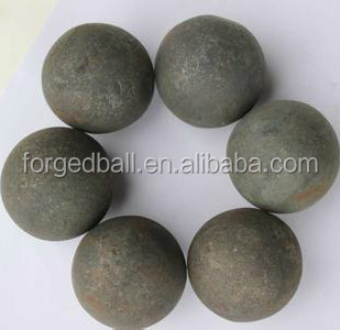 HRC 55-65 forged steel grinding balls