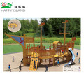 Children Wooden outdoor Cheap Playground Equipment For Kids,New Design Wooden Commercial Playground equipment