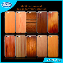 Hot selling wood pc case cover IMD cases water transfer printing case for iphone 4