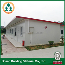 foshan bosen building well designed modern prefab house for sale