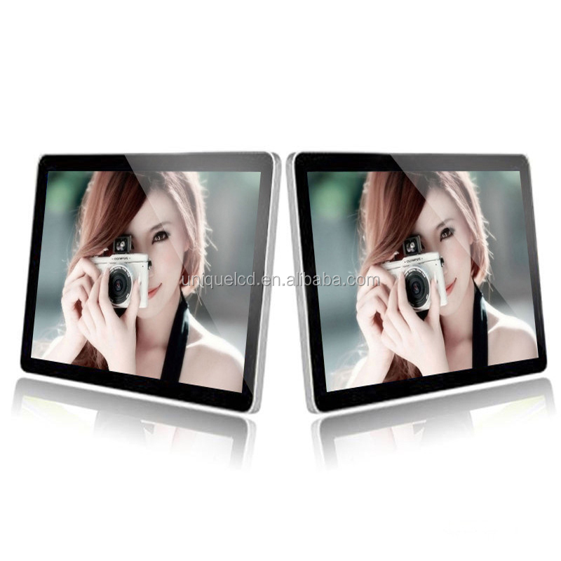19 inch lcd tv computer monitor advertising player advertisement player