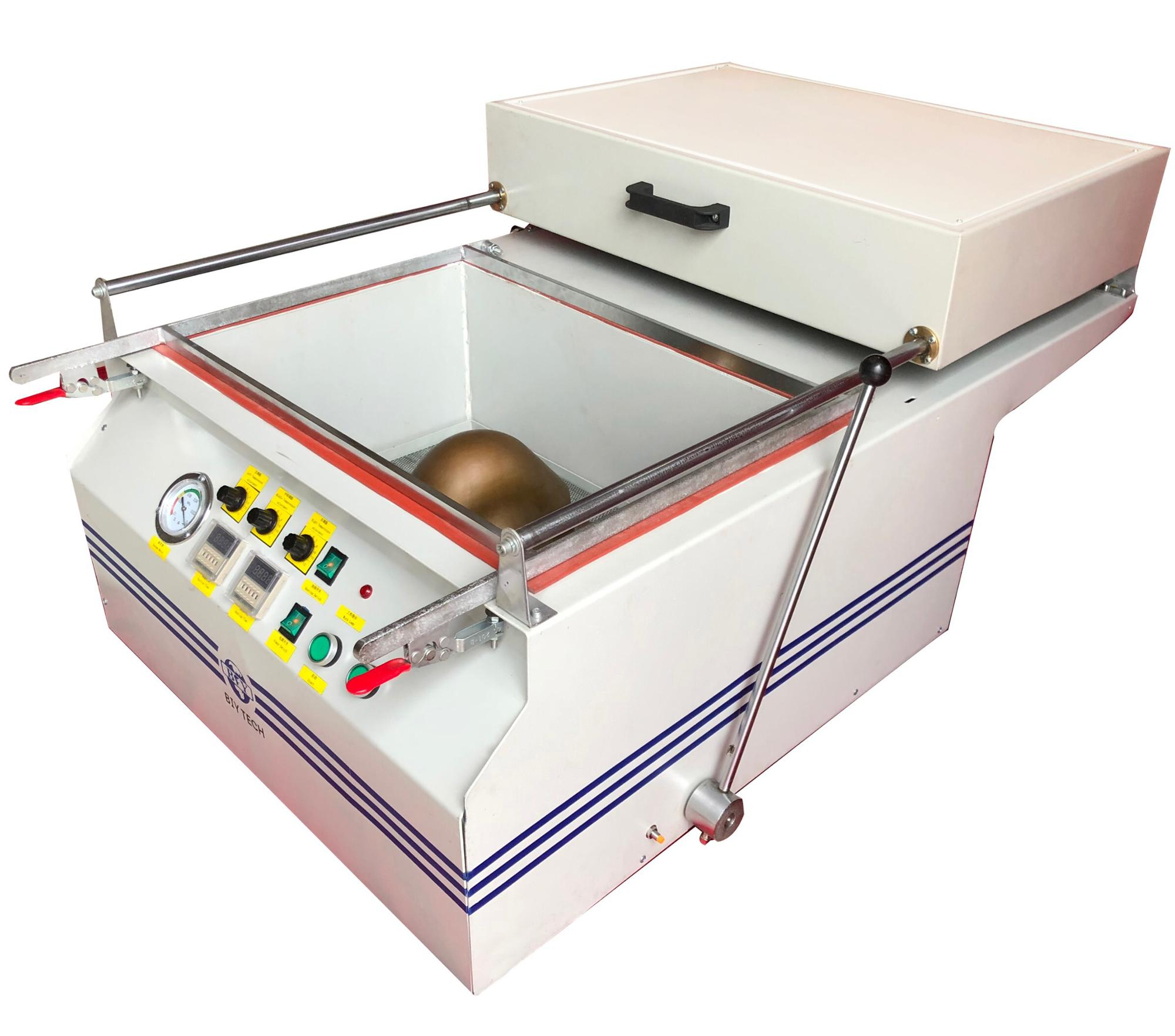 Plastic small formech tabletop hobby vacuum forming machine with cheap price for acrylic/<strong>ABS</strong>/PET/PVC/PP/PS/PE