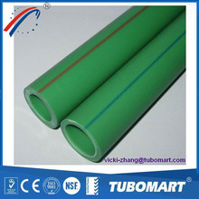 China manufacturer water ppr pipe for cold and hot water ppr pipe supply