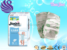 OEM Magic Tape Disposable Dry Smart Sleepy disposable disposable Baby Diaper With Cartoon Picture