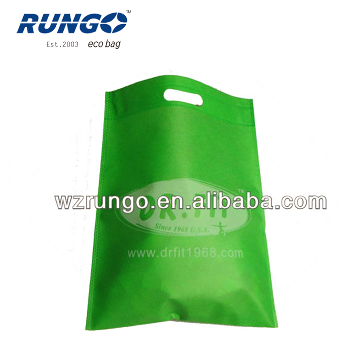 40-80gsm heat sealed non woven cheapest bag