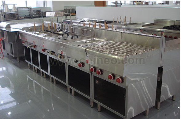 Commercial Cooking Equipment multi fuel boiler stoves
