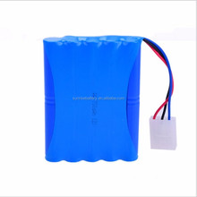 hot sell Ni-MH AA 2000mAh 12v light weight battery packs used for emergency light Flat type /1.2V Cell