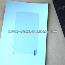 Anti-scratch screen protector film for Google Nexus 7 II 2, OEM/ODM