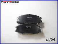 hi-q disc brake pad for Sonata from China