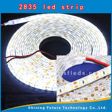 warm white, pure white, cool white ultra bright smd2835 led flexible strips light 12v Silicone Glue Dropping Waterproof