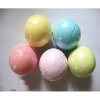 Recommend Private Label Fizzing Bath Bombs with Gift Kit Packaging