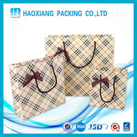 Custom Logo Printed brown craft gift shopping paper bag Wholesale paper purse gift bags shopping paper bag Wholesale