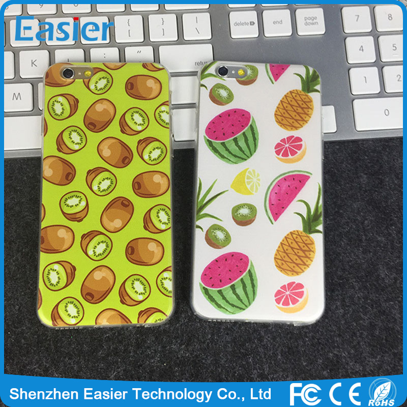 Silicone Phone Case For Iphone 5C Back Cover Housing Replacement
