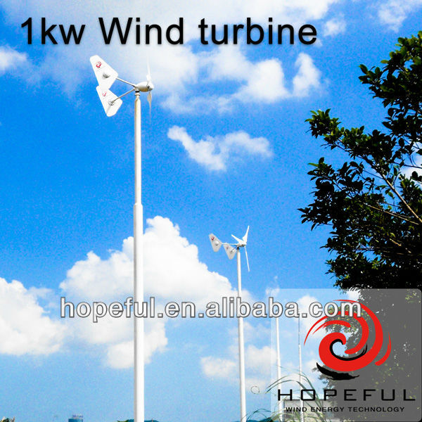 alternative green energy wind turbine 1kw-100kw wind power generator