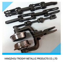 X348/X458/X678/X698 Drop forged chain and trolley