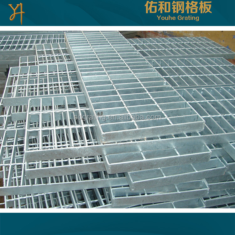 drainage channel galvanized steel grating drainage grates