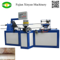 Easy operation toilet roll core making machine