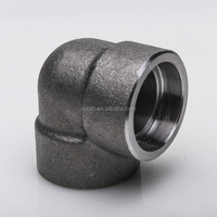 galvanized high pressure pipe fittings elbow