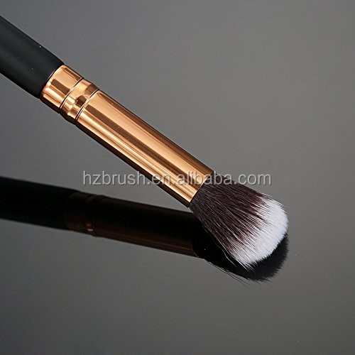 High quality 12pc kabuki wholesale make up cosmetic brush set
