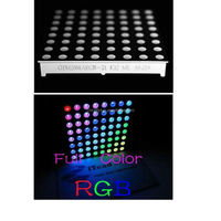 RGB Colorful Dot Matrix LED Display Module Common Anode 5mm 8x8 8*8 Full Colour 60x60mm for Colorduino