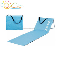 New fashion outdoor folding chair simple mat beach chair