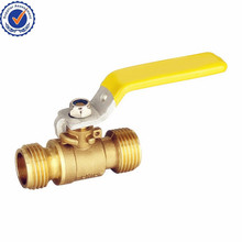 irregular gas brass needle valve air compressor safety relief ball for refrigeration