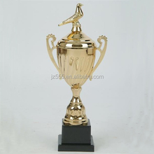 New design of pigeon metal trophy with trophy parts