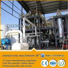 recycling vegetable oil animal fat biodiesel production equipment