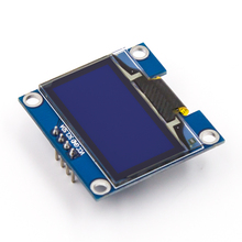 Cheaper Blue LCD OLED Display 1.3 Inch <strong>Module</strong> 128X64 for IIC I2C Communicate DC LCD SPI Serial <strong>Module</strong> 3V-5V R3 2560