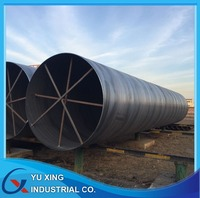 Chinese Standard GB Q235B/Q345 Large Diametr Thin Wall SAW/SSAW/LSAW/DSAW/HSAW Welded Thickness Wall Steel Pipe