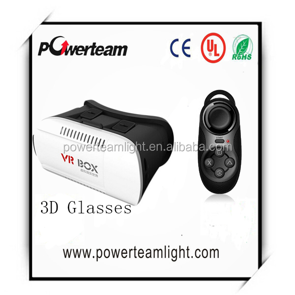 Professional vr 3d glasses with great price VR1 with CE certificate