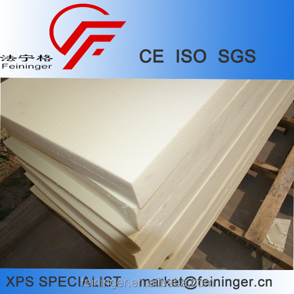 Thermal foam board extruded polystyrene