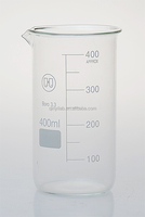 BEAKER OF LABORATORY GLASS BEAKER WITH LID TALL FORM(15ml-3000ml) USED IN LABORATORY