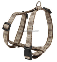 Dog Harness Brown/Black M:2*50-70cm