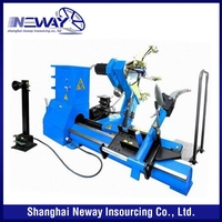 Wholesale high-ranking mobile tire changer lt-980s