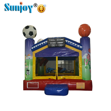 China Supplier good quality inflatable bouncer moonwalk jumping bouncy house castle hot baby bouncer inflatable bouncer for sale