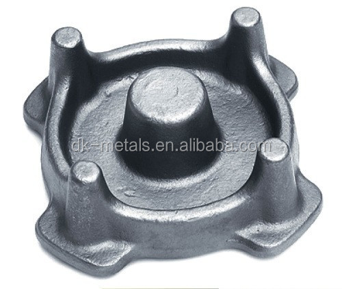 Precision Metal OEM ISO9001 Certificated Steel Casting Forging