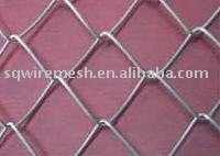 chain link fence/ diamond wire mesh