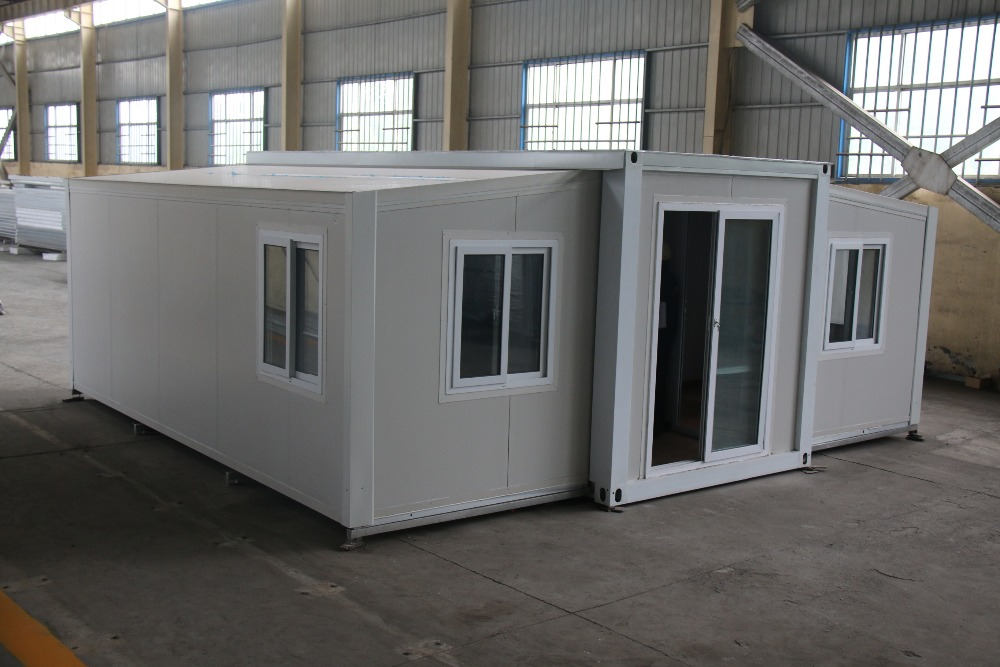 Effective Movable Lowes Kits 20feet expandable container house