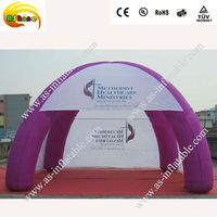 Good quality Outdoor Advertising tent, inflatable garden tent