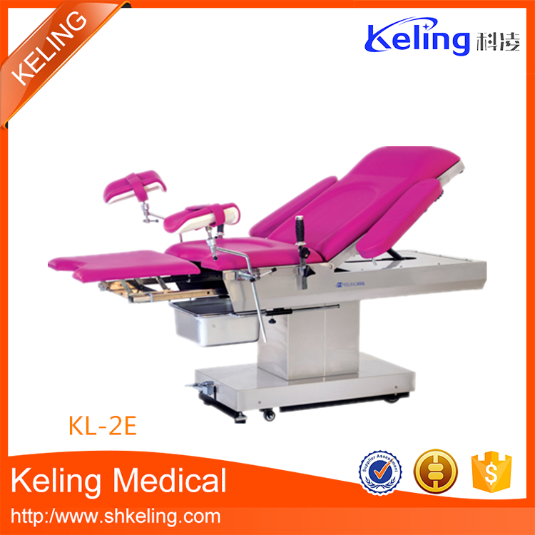 Good quality best-selling stretcher cart delivery bed