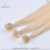 100% human hair no shedding no tangle pre bonded keratin hair extensions