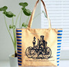 2014 cheap canvas tote bag manufactured in China