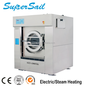 Used In Hotel Hospital Industrial 50Kg Automatic Laundry Washing Machine Washer For Sale Automatic Laundry Machine