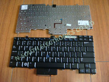 laptop keyboard for DELL E5400 with point stick US black