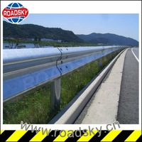 Highway Traffic Corrugated Guard rails