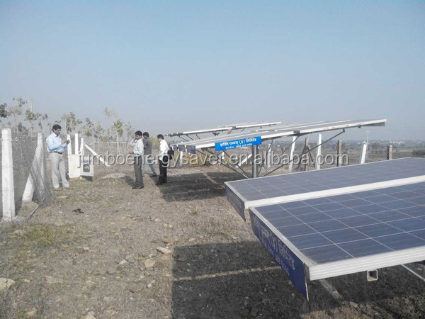 3phase AC submersible solar pump inverter with soft star mppt vfd