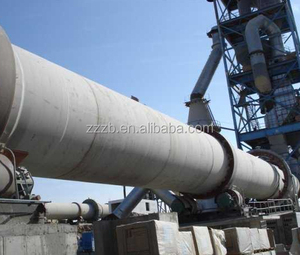 Professional energy saving aluminium oxide Rotary Kiln with ISO certificate in competitive price